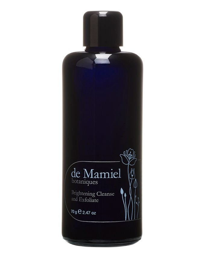 de Mamiel Brightening Cleanse & Exfoliant