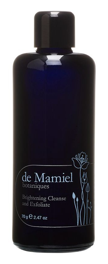 de Mamiel Brightening Cleanse & Exfoliant