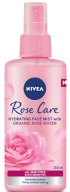 Nivea Rose Care Facial Mist
