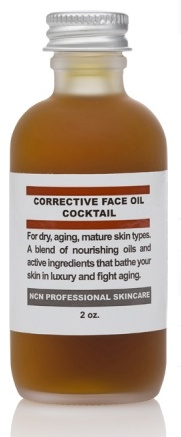 NCN PRO SKINCARE Aging/ Mature/Dry Corrective Face Oil Cocktail