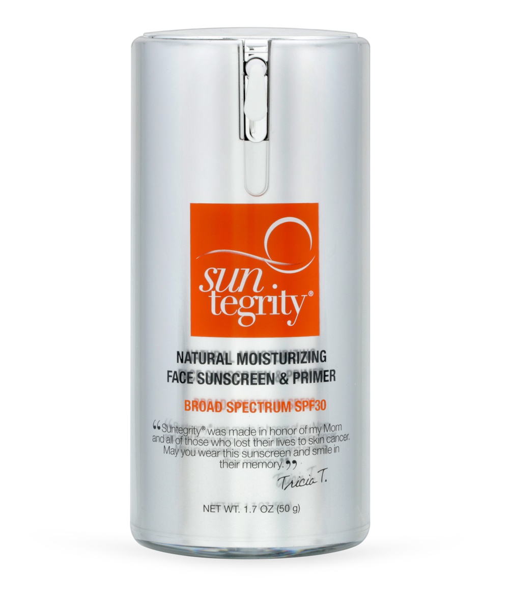 Suntegrity Natural Moisturizing Face Sunscreen & Primer Spf 30