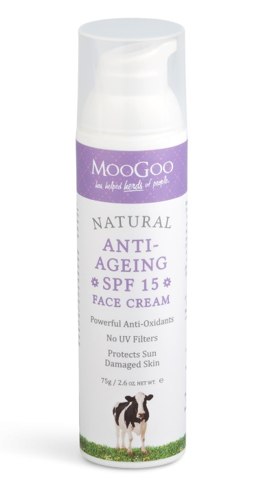 MooGoo Anti-Ageing Spf 15 Face Cream
