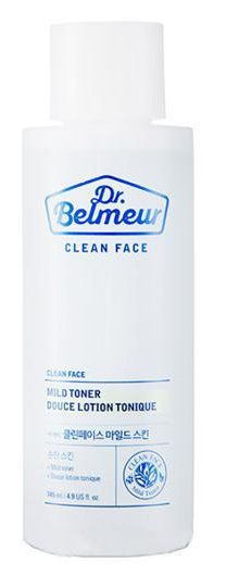 The Face Shop Dr. Belmeur Clean Face Mild Toner