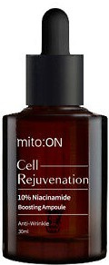 Mito:on Cell Rejuvenation 10% Niacin Amide Booting Ampoule