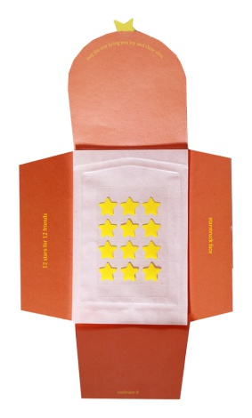 Mad. Star Shaped Hydrocolloid Pimple Patch