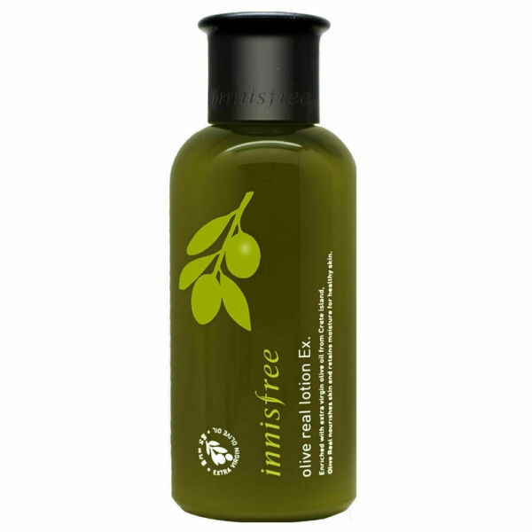 innisfree Olive Real Lotion Ex.