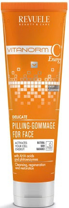 Revuele Pilling Gommage For Face Vitanorm C+Energy
