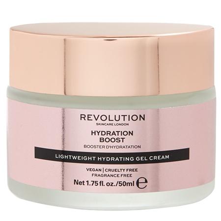 Revolution Skincare Lightweight Hydrating Gel-Cream – Hydration Boost