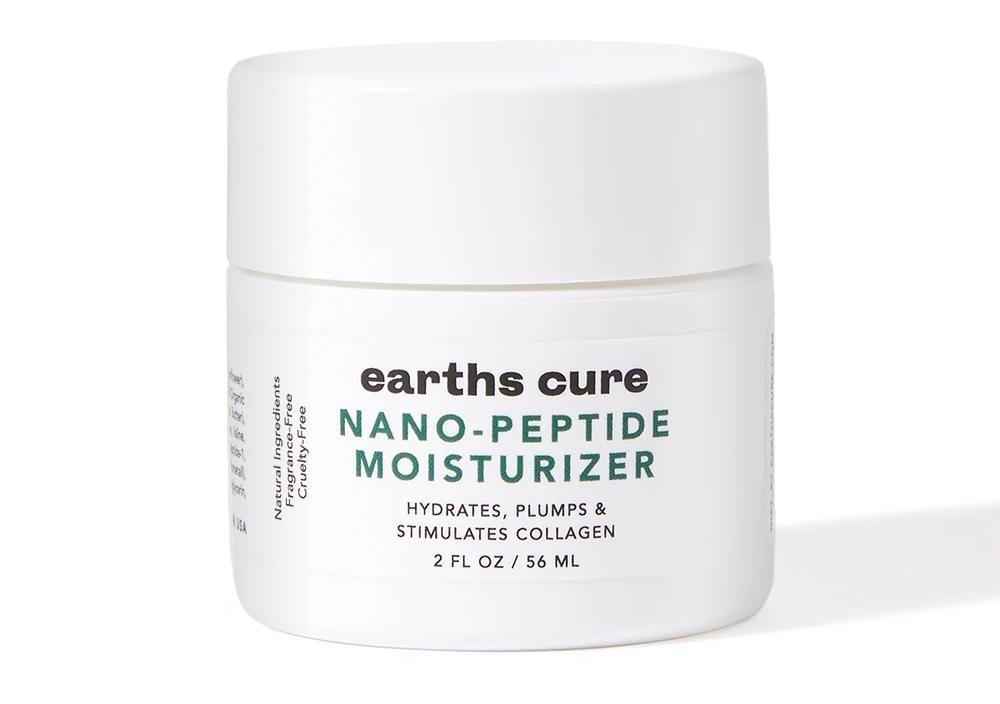 Earths Cure Nano Peptide Moisturizer + Amino Acids