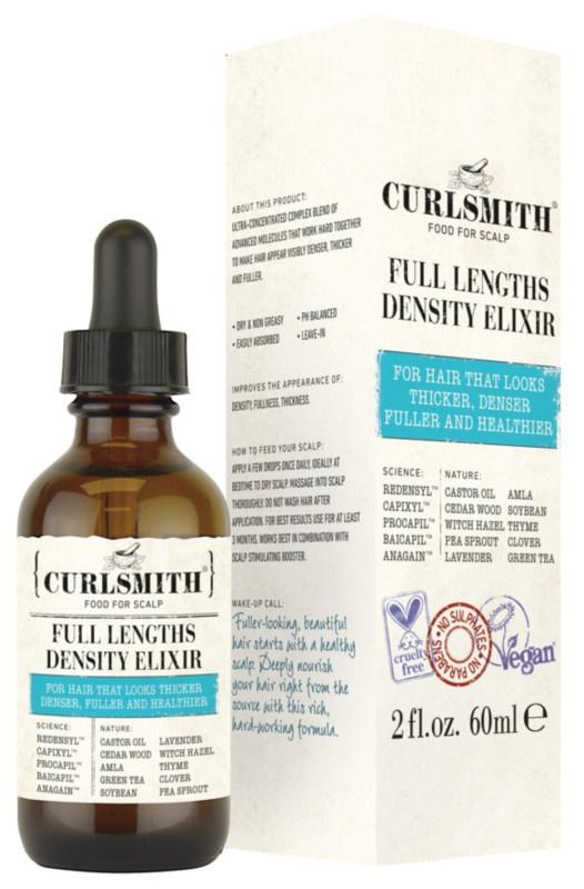Curlsmith Full Lengths Density Elixir