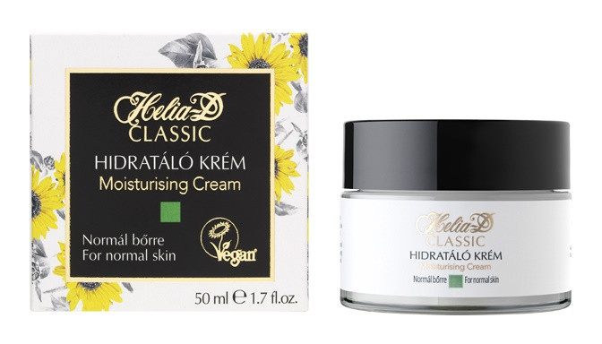 Helia-D Classic Moisturising Cream For Normal Skin