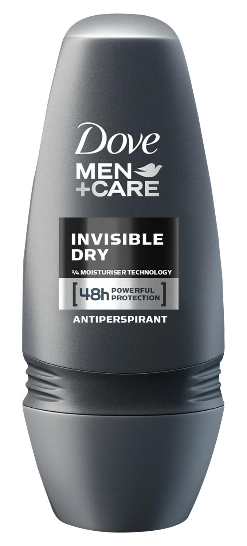 Dove Men+Care Deodorant Roll On Invisible Dry