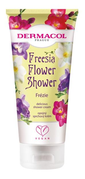 Dermacol Flower Care Delicious Shower Cream Freesia