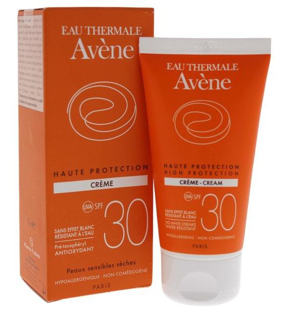 Avene High Protection Cream Spf 30