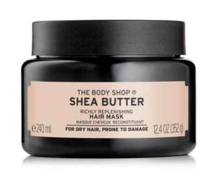 The Body Shop Shea Butter Richly Replenishing Hair Mask