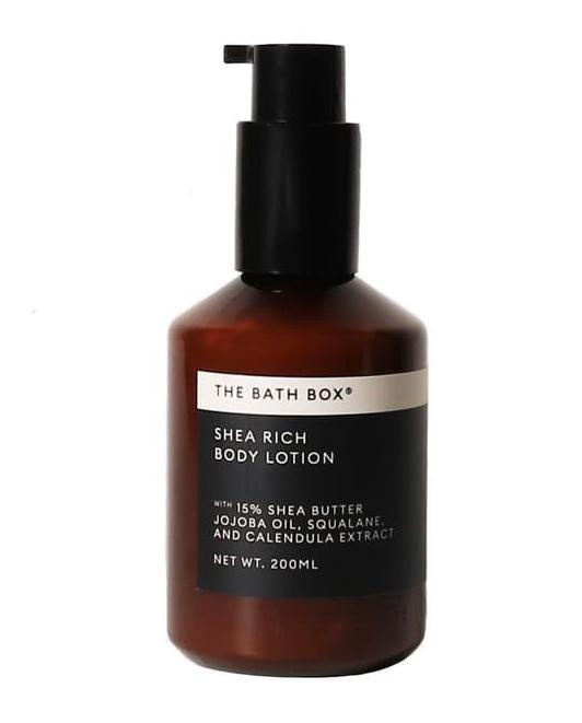 the bath box Shea Rich Body Lotion