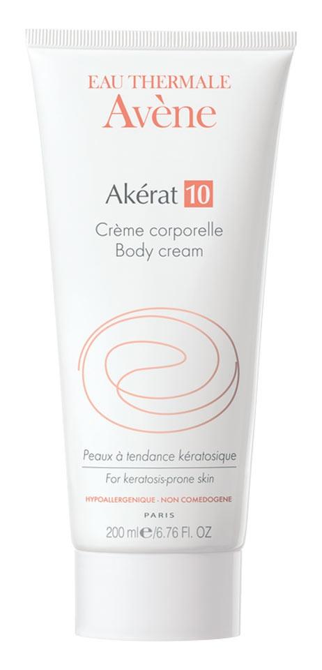 Avene Akérat 10 Body Care Cream