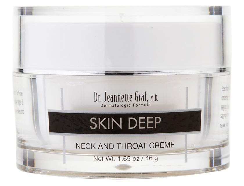 Dr. Jeannette Graf, M.D. Neck And Throat Creme