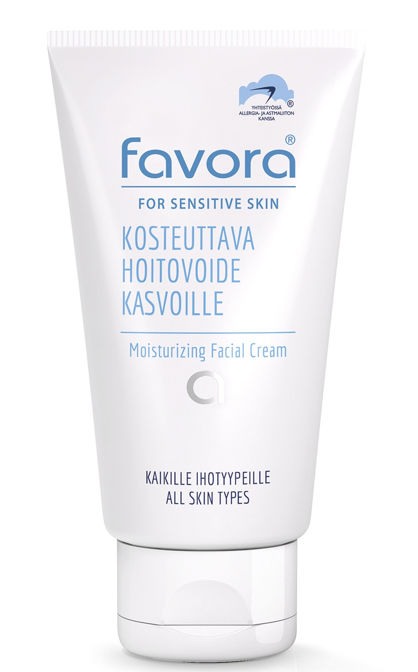 Favora Kostauttava Hoitovoide / Moisturizing Cream