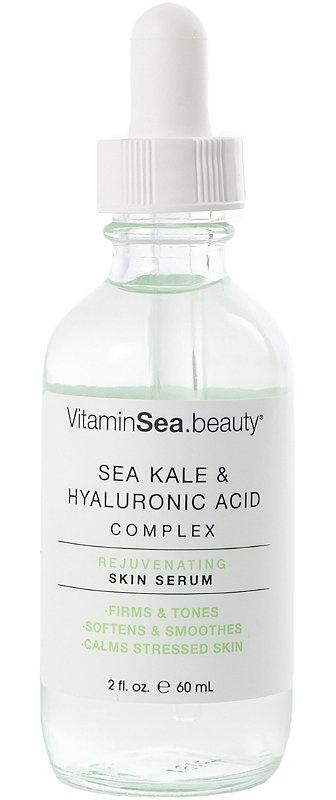 VitaminSea.Beauty Sea Kale & Hyaluronic Acid Complex Rejuvenating Skin Serum