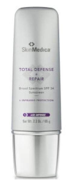 SkinMedica SKINMEDICA TOTAL DEFENSE AND REPAIR SPF 34
