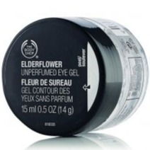 Body Shop Elderflower Eye Gel