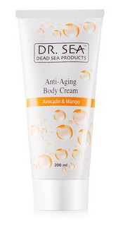 DR. SEA Anti-Aging  Body Cream Avocado & Mango