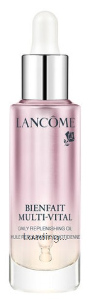Lancôme Bienfait Multi-Vital Daily Replenishing Oil