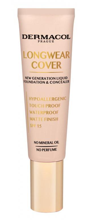 Dermacol Longwear Cover Make-Up