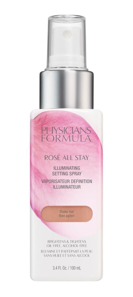 Physicians Formula Rosé All Stay Illuminating Setting Spray