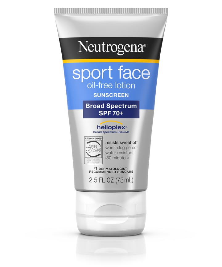 Neutrogena Sport Face Oil-Free Lotion SPF 70+