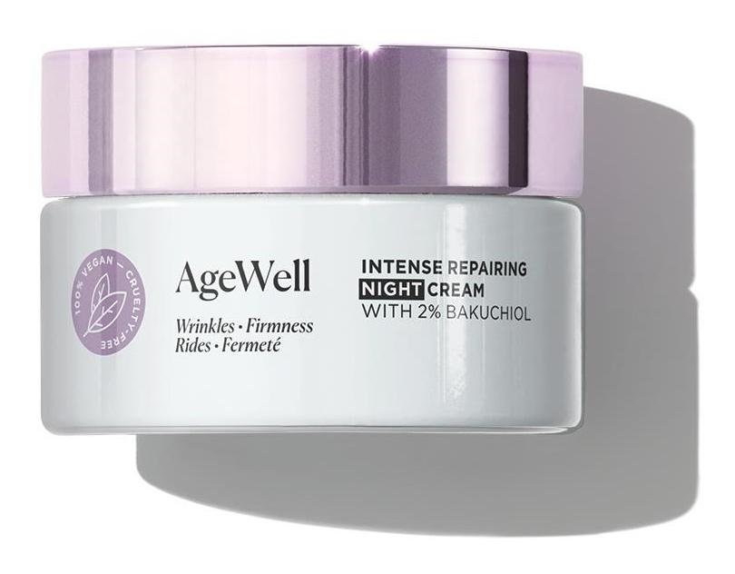 Arbonne AgeWell Intense Repairing Night Cream with 2% Bakuchiol