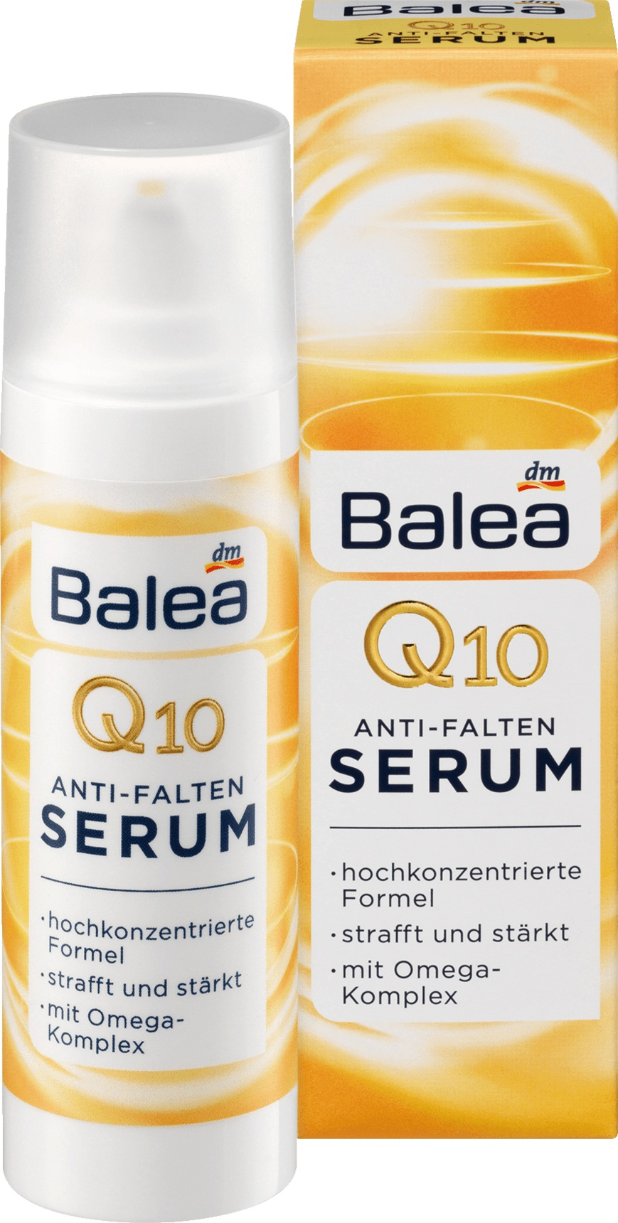 Balea Q10 Anti-Falten Serum