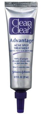 Clean & Clear Advantage Spot Treatment Gel