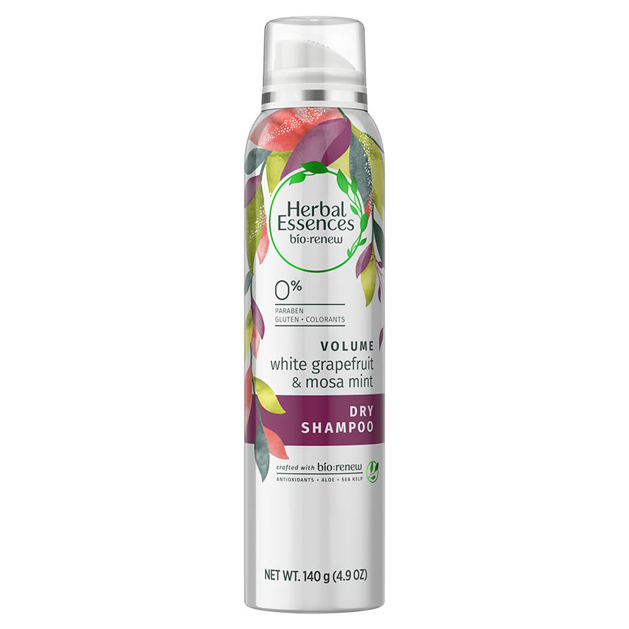 Herbal Essence White Grapefruit & Mosa Mint Dry Shampoo
