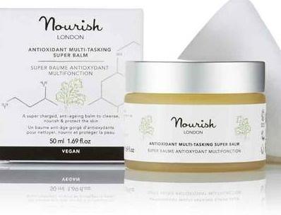 Nourish London Antioxidant Multi Tasking Super Balm