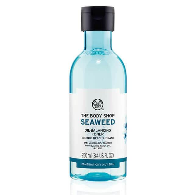 The Body Shop Seaweed Oil Balancing Toner