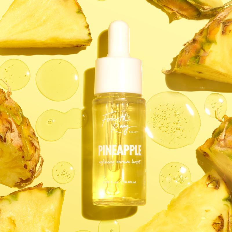 Fourth Ray Beauty Pineapple Face Serum Boost