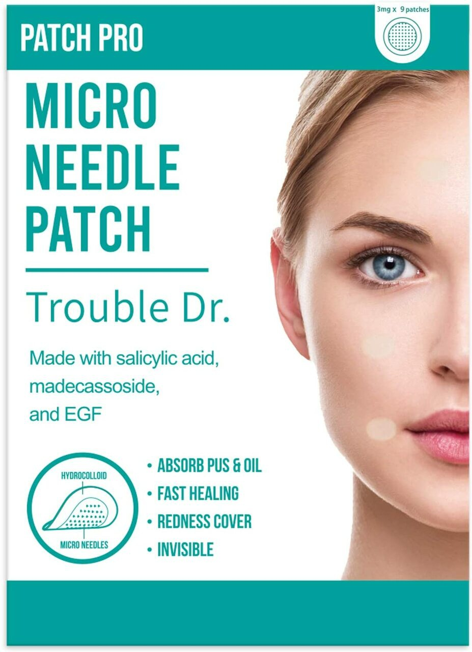 PATCH PRO Micro Needle Patch Trouble Dr.