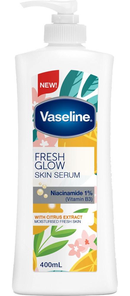 Vaseline Fresh Glow Skin Serum