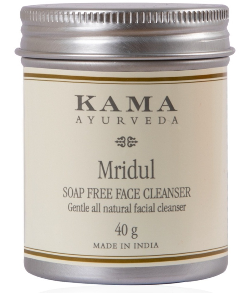 KAMA AYURVEDA Soap Free Face Cleanser