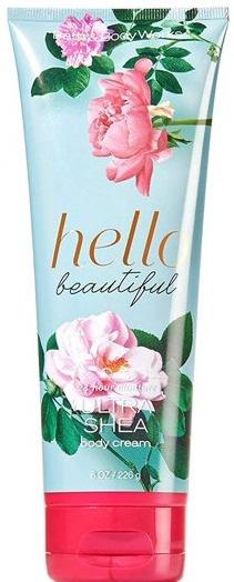 Bath & Body Works Hello Ultra Shea Body Cream