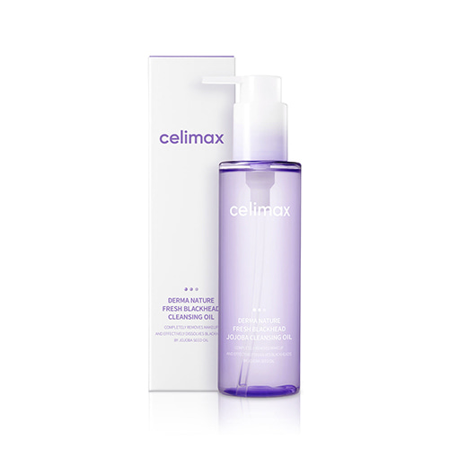 Celimax Derma Nature Fresh Blackhead Jojoba Cleansing Oil
