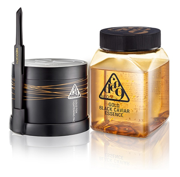 Neogen Gold Black Caviar Essence & Gold Tox Tightening Pack Kit