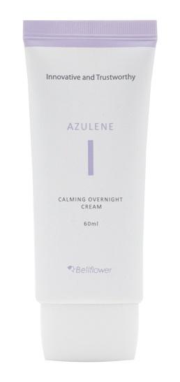 Bellflower Azulene Calming Overnight Cream