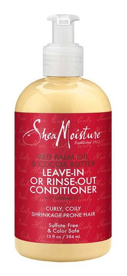 Shea Moisture Leave In Or Rinse Out Conditioner
