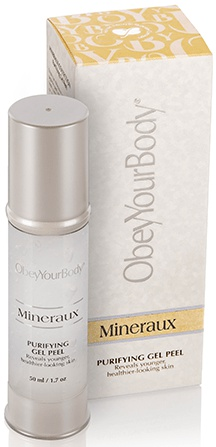 Obey Your Body Mineraux Purifying Gel Peel