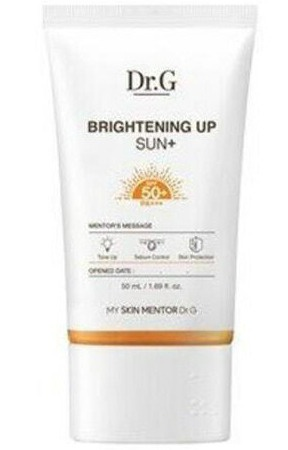 Dr. G Brightening Up Sun+ SPF50+ Pa+++