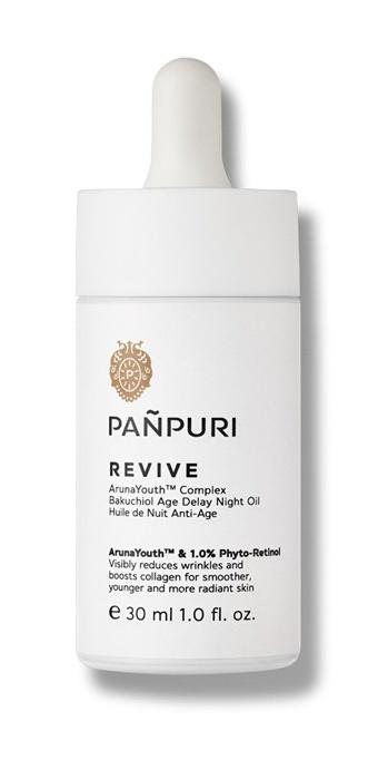 Panpuri Revive Arunayouth™ Complex Bakuchiol Age Delay Night Oil