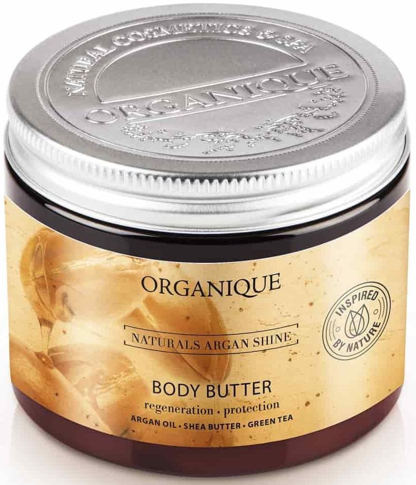 organique Natural Argan Shine Body Butter